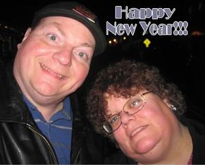 Happy New Year - Helen and Johnny