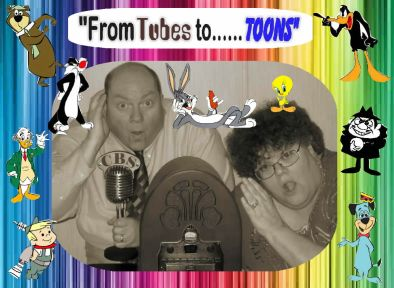 Helen & Johnny - From Tubes to Toons