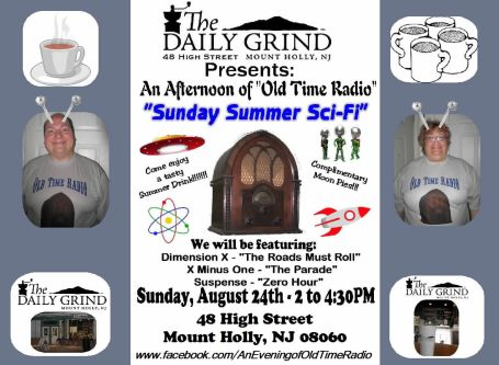 Daily Grind FB Sign-Sunday Summer Sci-Fi