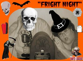 02) Helen & Johnny - OTR-Fright Night 2014