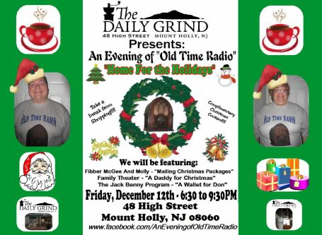#Daily Grind FB Sign-Home For the Holidays-2014