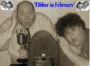 Helen & Johnny - Fibber in February