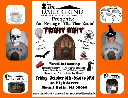 #Daily Grind FB Sign-Fright Night-2015