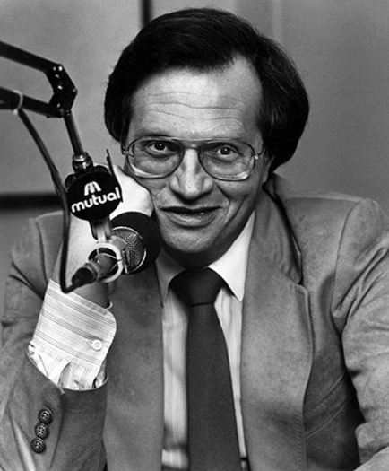Larry King (1980's)