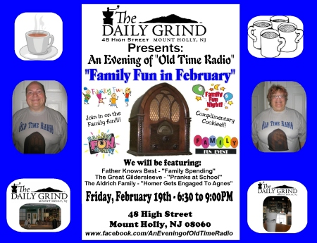 Daily Grind FB Sign-Family Fun