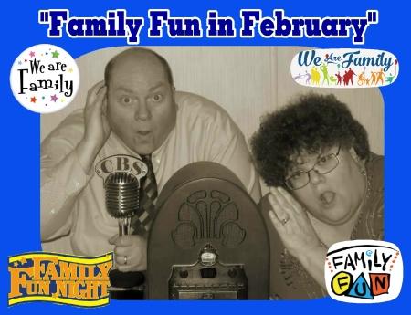 Helen & Johnny - OTR-Family Fun