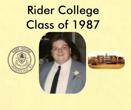 Rider College Class of 1987-03