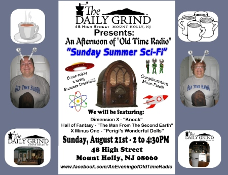 Daily Grind FB Sign-Sunday Summer Sci-Fi (2016)