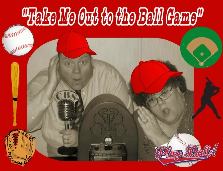 Helen & Johnny - Take Me Out to the Ball Game