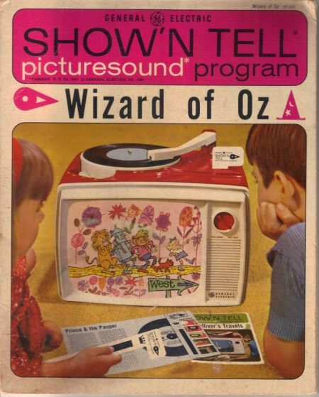 Show 'N Tell - Wizard of Oz