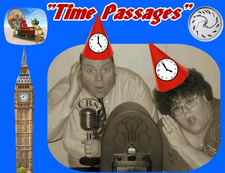 Helen & Johnny - Time Passages