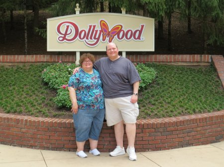 "014 - Dollywood"" in Pigeon Forge"