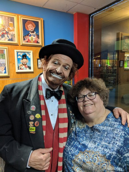 016 - Remembering Red - Red Skelton tribute show featuring the very talented Brian Hoffman as Red