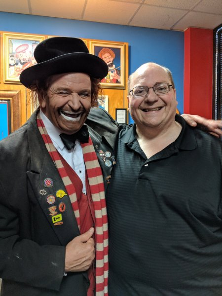 017 - Remembering Red - Red Skelton tribute show featuring the very talented Brian Hoffman as Red