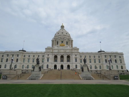 028 - state capitol building in St. Paul