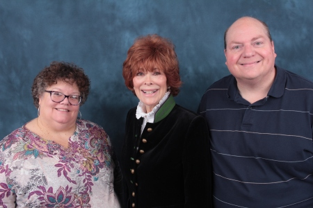 051 - Chiller Theater - Jill St. John with Helen & Johnny