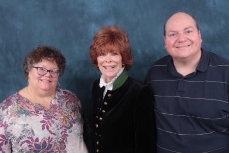 051 - Chiller Theater - Jill St. John with Helen & Johnny