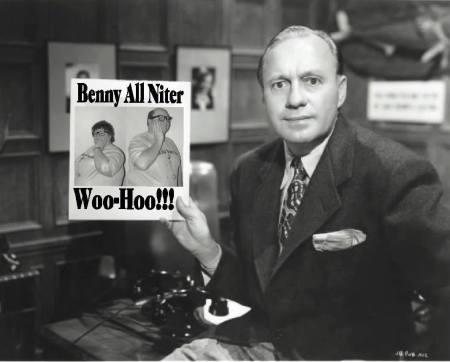 Benny All-Niter - J. Benny