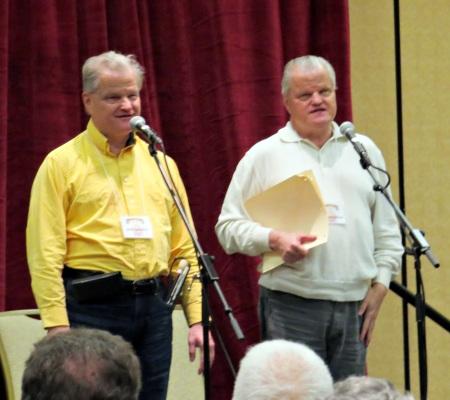 John and Larry Gassman