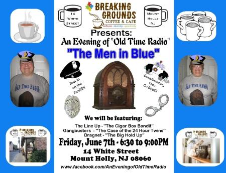 BG FB Flyer-The Men in Blue(2019)