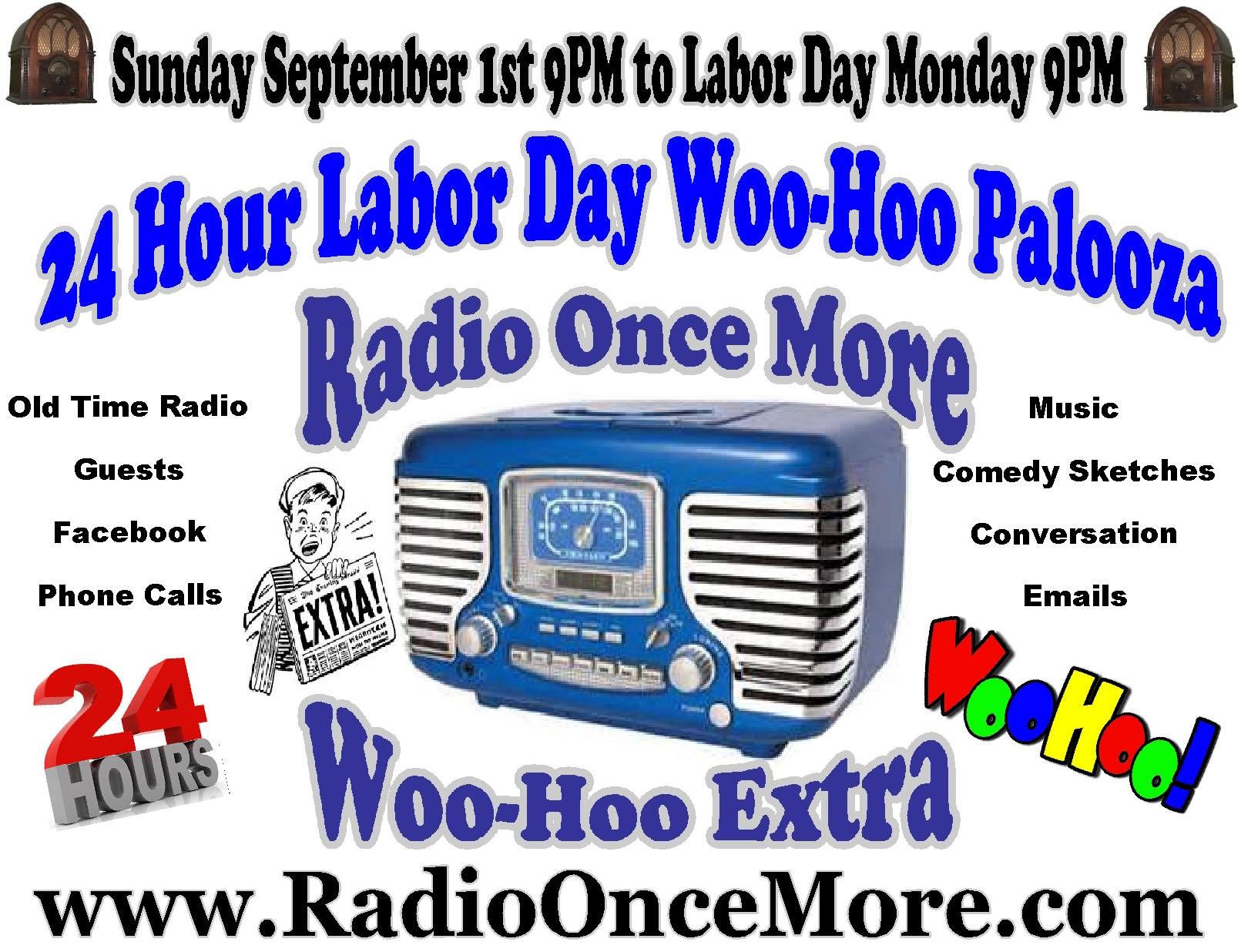 Radio Once More - Woo-Hoo Palooza