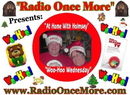 01) Woo-Hoo Wed Christmas