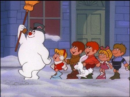 11) Frosty