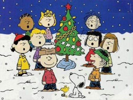 12) Charlie brown