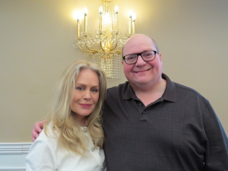 Beverly D'Angelo (Natiomnal Lampoon Vacation Films) with Johnny