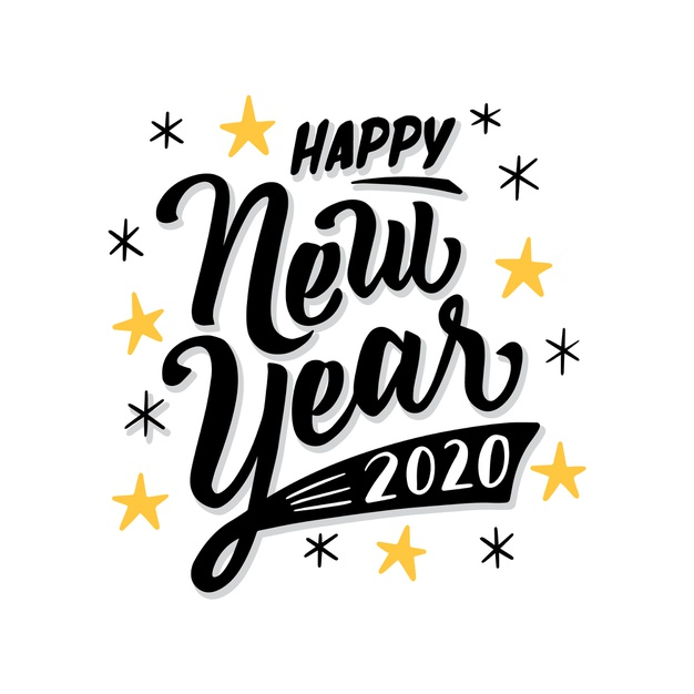 lettering-happy-new-year-2020