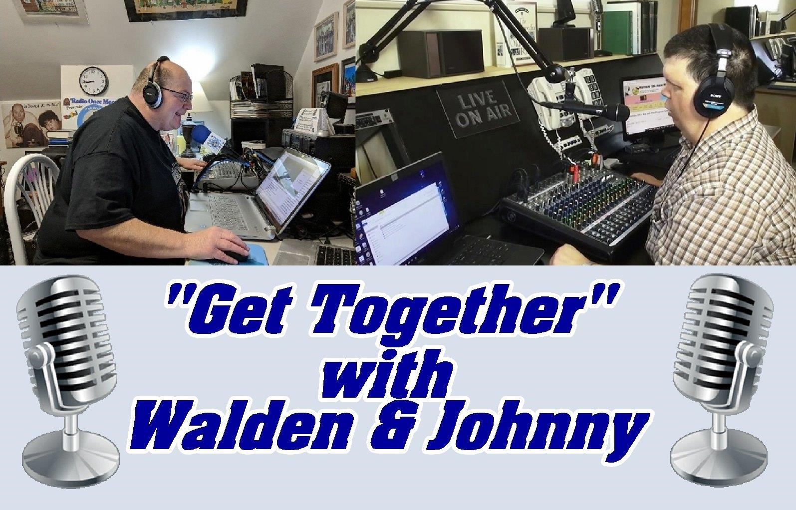 Woo-Hoo Extra - Get Together with Walden & Johnny
