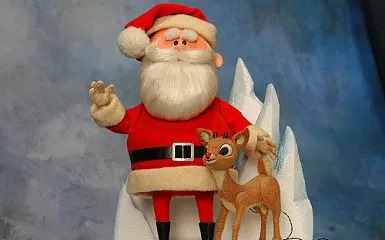Rudolph & Frosty